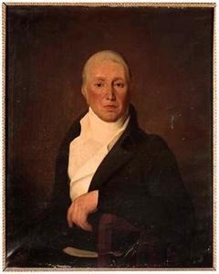 Portret van Wybo Fijnje (1750-1809)