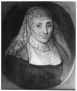 Portret van Yktje Garrelts (1781-1824)