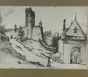 Nijmegen, Hoenderpoort en Belvedère