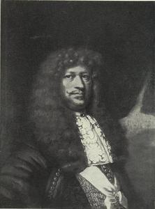 Portret van Ove Juul van Villestrup (1615-1686)