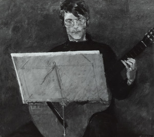 Portret van Ocker Toetenel