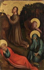 Christus op de Olijfberg