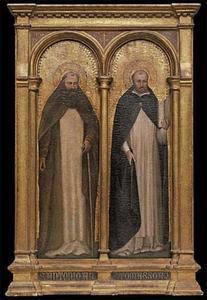 De HH. Thomas van Aquino en Antonius Abt