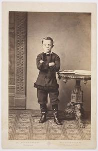 Portret van Rudolf Johan Hendrik Patijn (1863-1956)