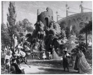 De Wereldtentoonstelling van 1867 te Parijs
