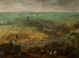 De slag bij Thionville: de massale vlucht der Fransen na de aanval te Grancourt, juli 1639