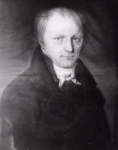 Portret van Klaas de Waard (1787-1852)