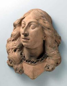 Portret van Willem Joseph van Gendt (1625-1672)