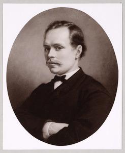 Portret van Jan Gerard van der Hoop (1843-1900)