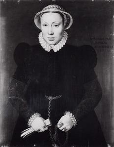 Portret van Barbara van Dommelen