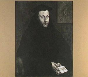 Portret van Willem Kinnen (1524-1571)