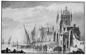 De Zuidhavenpoort te Zierikzee