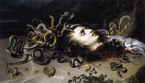 Hoofd van Medusa