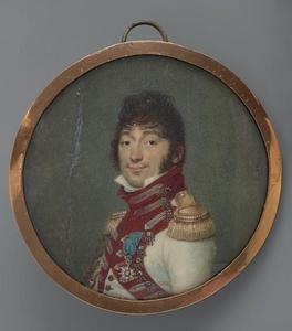 Portret van een man, waarschijnlijk Laurens Akersloot van Houten (1770-1826)