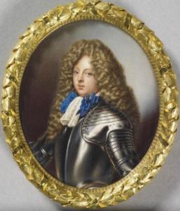 Portret van Prins Charles Philip van Hannover (1669-1690/1)