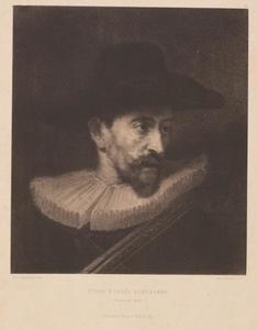 Portret van sergeant Rombout Kemp