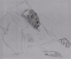 Portret van Saakje Coolsma (1869-1962)
