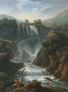 De Cascata delle Marmore bij Terni