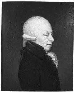 Portret van Balthasar Constantijn van Lynden (1731-1822)