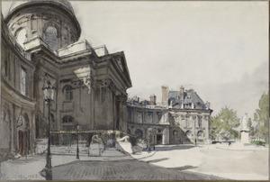 Het Institut de France, Parijs