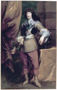 Portret van Gaston, duc d'Orléans 1606-1660)