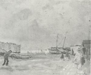 Strandje bij Zandvoort