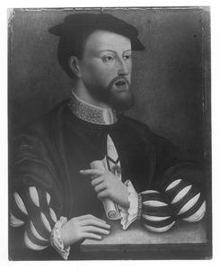 Portret van Karel V