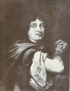 Portret van Georg Schweiger