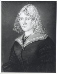 Portret van Jantje Pieters Kolk (1814-1881)