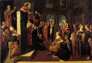 Prediking van Christus