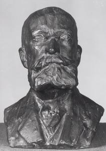 Portret van Benjamin Jan Kouwer (1861-1933)