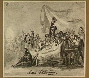 De dood van Alexander de Grote