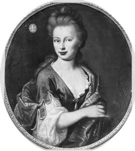 Portret van Theodora Rijswijck (1695-?)