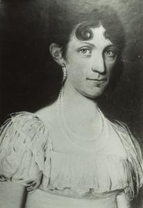 Portret van Charlotte von Hertefeld (1783-1842)