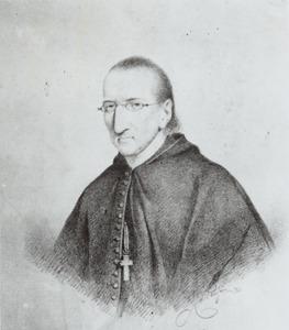 Portret van Henricus Joannes van Buul (1795-1862)