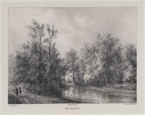 Landschap de hofstede De Beek