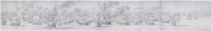 De slag bij Solebay (bij Southwold, Suffolk) tussen de Engelse en de Hollandse vloot aan het begin van de Derde Engelse Oorlog, in juni 1672