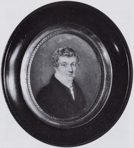 Portret van Joan Carel Smissaert (1801-1834)