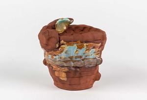 Coil pot 19 (675 grms)