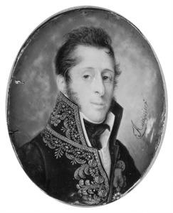 Portret van Willem Frederik van Bylandt (1771-1855)