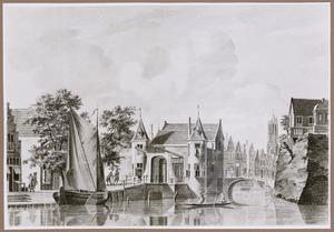 Weerdpoort te Utrecht