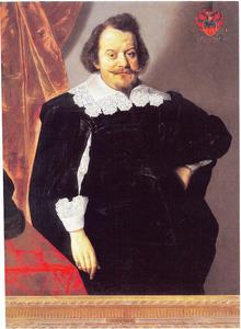 Portret van Guilielmus Orsetti