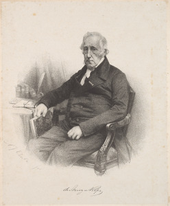 Portret van Cornelis Johannes de Bruyn Kops (1791-1858)