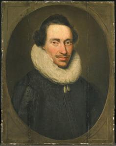 Portret van Philippe le Mire (1596-....)