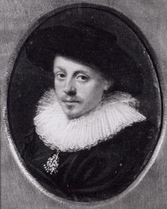 Portret van een man genaamd Jan van Duyvendijk (?-?)