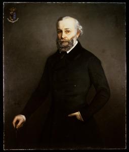 Portret van Carel Frederik Sirtema van Grovestins (1791-1874)