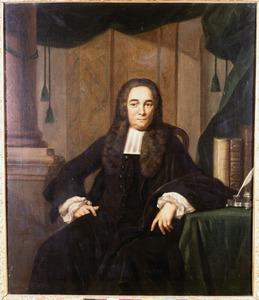 Portret van waarschijnlijk Jan Jeronimus Boreel (1684-1738)