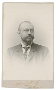Portret van Jacobus Donkersloot (1874-1937)