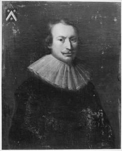 Portret van Assuerus van Vierssen ( -1662)