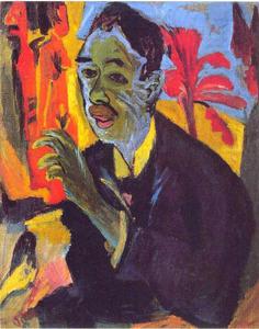 Portret van Hendrik Nicolaas Werkman (1882-1945)